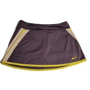 Nike Dri-Fit Athletic Sports Skirt Skort size M